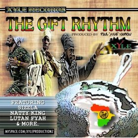 The Gift Riddim Cd Cover